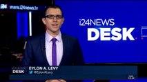 i24NEWS DESK | U.S. house passes fresh sanctions on Hezbollah | Wednesday, October 25th 2017