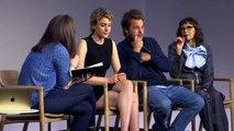 Maggies Plan Interview with Travis Fimmel, Greta Gerwig and Rebecca Miller