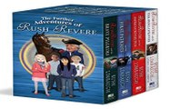 read The Further Adventures of Rush Revere: Rush Revere and the Star-Spangled Banner, Rush Revere and the American Revolution, Rush Revere and the First Patriots, Rush Revere and the Brave Pilgrims New in Weak