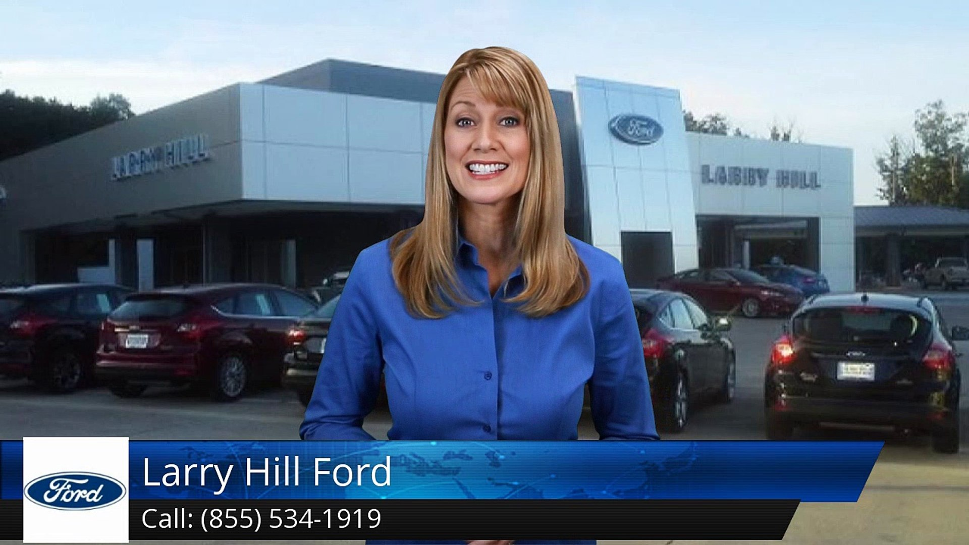 Riceville TN Buy New Ford Car Truck Bad Credit Best Auto Dealer | larry hill ford