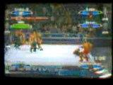 Smackdown vs Raw 2007 DX vs Rated RKO vs Batista and Taker