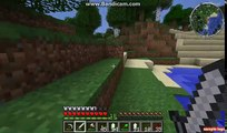 Minecraft FTB lets play - Episode 5 - GIANT SAND POOL!