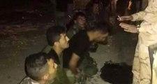 Irak Ordusu, Peşmergeleri Yakalayıp Diz Çöktürdü! Fotoğraf, Barzani'yi Çok Kızdıracak
