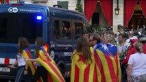 Spanien - Nervenkrieg um Katalonien | DW Deutsch