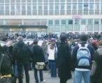 blocage de nanterre université paris X