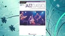 Download PDF Jazz Classics: Instrumental Play-Along for Viola Bk/Online Audio FREE