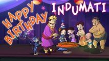 Chhota Bheem - Indumatis Birthday Special Video #BirthdaySpecialVideo