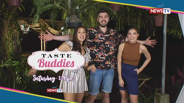 Taste Buddies Teaser: San  Pablo City weekend with Andre Paras