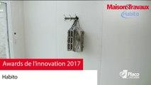 Les lauréats des awards de l'innovation 2017 : HABITO