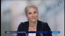 Interview de Delphine Batho sur France 3 Poitou-Charentes le mardi 24 octobre 2017