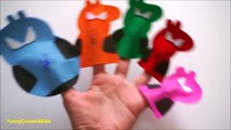 Peppa Pig MERMAID Stop Motion Collection | TOP Finger Family | 12 Minutes stopmotion compilation