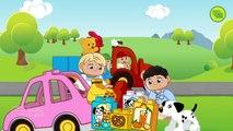 Lego Duplo IceCream - Cute and Fun Animations Lego Education Kids Games