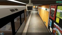 Trainz railroad simulator new MIVB STIB Metro BN