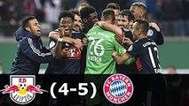 RB Leipzig vs Bayern Munich 1-1 (4-5 Penalty) - All Goals & Highlights 25_10_2017 HD