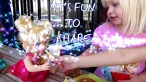 Baby Alive McDonalds Outing Compilation: Outings with favorite Baby Alive Dolls + Target + Toys R US