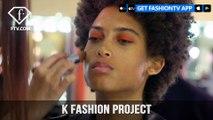 Paris Fashion Week Spring/Summer 2018 - K Fashion Project Make up | FashionTV