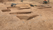 Fouilles archéologiques avant travaux routier