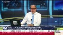 Les tendances sur les marchés: quelles réactions sur les marchés après la réunion de politique monétaire de la BCE ?- 26/10
