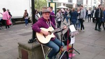 amazing street muzician 2