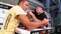 Arm Wars | Arm wrestling | Stahlhofen GER v Stones UK