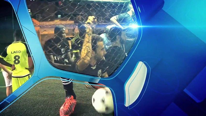 FC LASER VS COSMOPOLITE