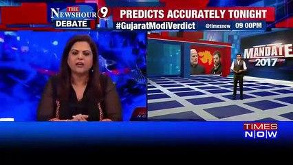 BJP Set To Retain Gujarat As Per Times Now VMR Survey