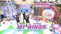 KarenGirl's -AYAMI & YUIKA & SUZUKA (SU-METAL of BABYMETAL) - My wings - Japanese Pop Culture (Japanese Idol)