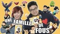 LE RIRE JAUNE-UNE FAMILLE DE FOUS ! - LE RIRE JAUNE (Ki&Hi Tome 2)