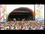 Muse - New Born, Sydney Showgrounds, Big Day Out, Sydney, NS, Australia  1/23/2004