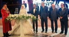 Erdoğan'ın Şahitlik Yaptığı Nikahı Gökçek Yerine Keçiören Belediye Başkanı Mustafa Ak Kıydı