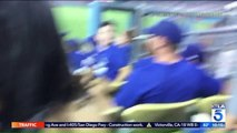 Video Shows Dodgers Fan Jumping Into Astros Bullpen During World Series Game