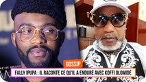 Fally Ipupa il raconte ce qu'il a enduré avec Koffi Olomidé