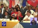 Frente Somos Ecuador fue lanzado por colectivos sociales