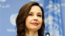 Ashley Judd Shares Her Message For Harvey Weinstein