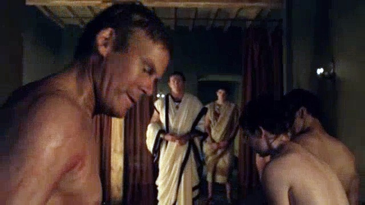 Spartacus War of the Damned S03E01 - Enemies of Rome