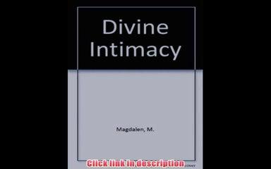 Divine Intimacy   eBook Pdf