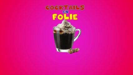 Sixième vidéo de la série cocktail en folie (boissons à base de café nespresso) : Espresso con panna