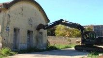 A Scampia centro sportivo polivalente in ex caserma dell'Esercito