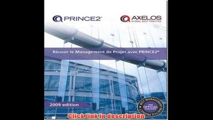 Râussir Le Management De Projet Avec Prince2    eBook Pdf