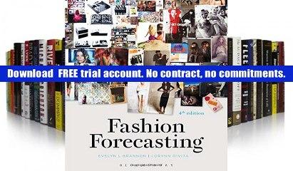 Fashion Forecasting Lorynn Divita Evelyn L Brannon  eBook Pdf