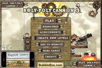 Roly-Poly Cannon 3 Level Editor Tutorial