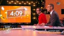 """Cyrille Eldin interrogé sur l'échec du """"Petit Journal"""" la saison dernière sur Canal Plus - Regardez"""