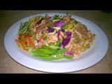 Macaroni recipe - Pasta recipe | 5 minutes vegetable macaroni recipe