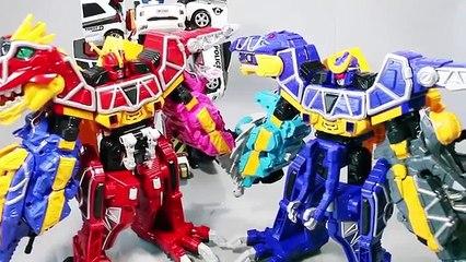 Power Rangers Dino Super Charge Zyuden Sentai Kyoryuger Gabutira Toys