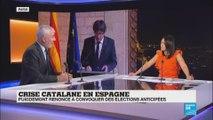 Le Tango en Espagne entre Barcelone et Madrid