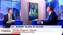 Maël de Calan: «Je crains que Laurent Wauquiez ne soit le Benoît Hamon de la droite»