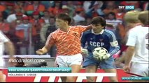 [HD] 12.06.1988 - UEFA EURO 1988 2nd Group Matchday 1 CCCP 1-0 Netherlands