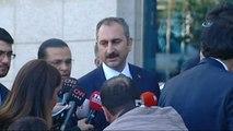 """Adalet Bakanı Abdülhamit Gül: (Chp'nin Erken Seçim Konuşması) """"Seçimler Vaktinde Yapılır, Bizim..."""