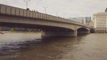 A Living Postcard from London Bridge