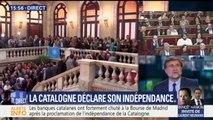 Après la déclaration d'indépendance de la Catalogne à quoi faut-il s'attendre